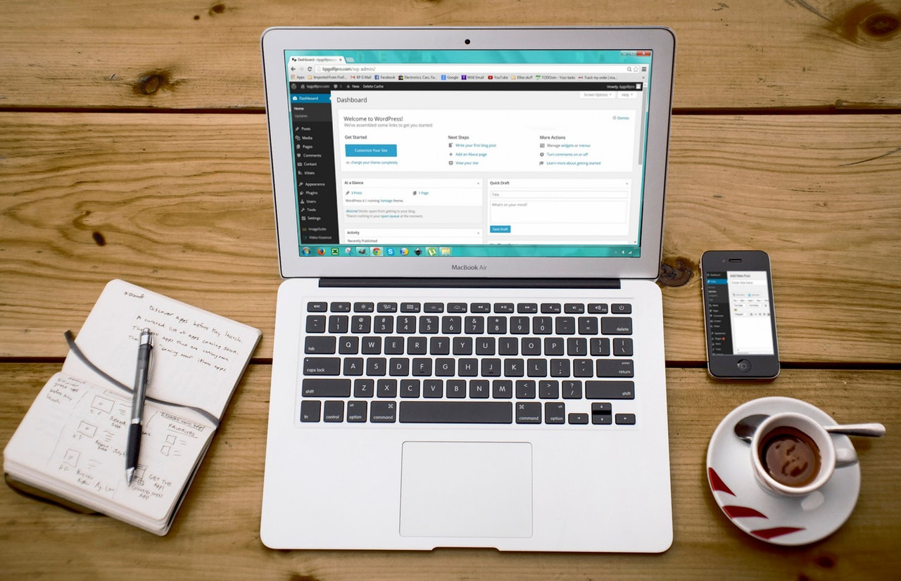 migrating WordPress