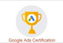if you'd like your ads to show on certain sites across the internet, you can add these websites as:Google Ads Certification